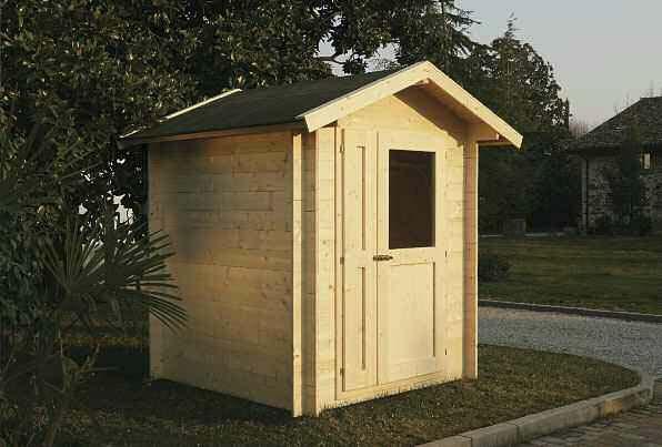 Casette in legno da giardino ciprari legnami