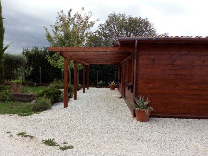 Case in legno abitabili ciprari legnami for Offerte case in legno abitabili